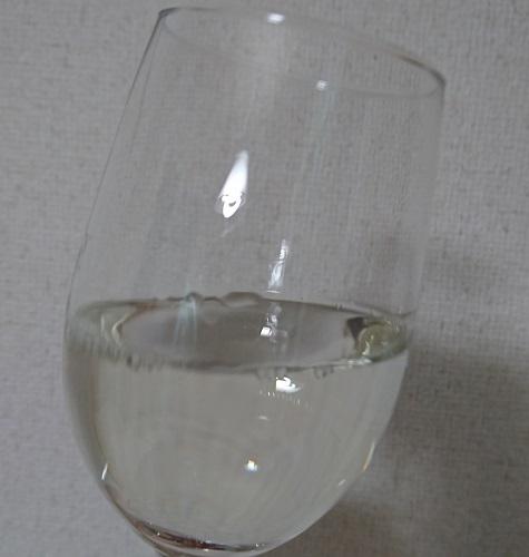 大七生酛造り純米酒の色