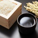 日本酒 米 稲穂